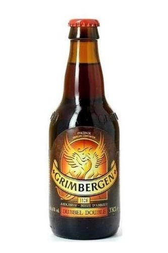 Grimbergen Double botella 330 ml - caja de 12 uds